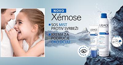 URIAGE XÉMOSE - Najnovija generacija dermatološke njege